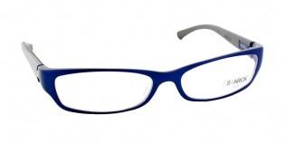 Exklusive Brille Philippe Starck P0401 .06