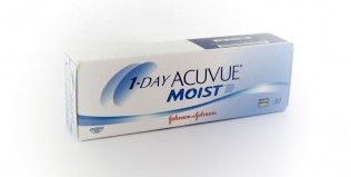 Kontaktlinsen Johnson & Johnson 1 day Acuvue Moist