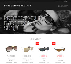 Online-Shop Brillenwerkstatt Berlin
