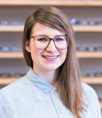 Mitarbeiterin Brillenwerkstatt